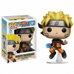 Figura FUNKO POP 181 NARUTO (RASENGAN) Animación Naruto