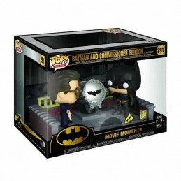 Funko POP Moment BATMAN (2005) con BATSEÑAL Batman...