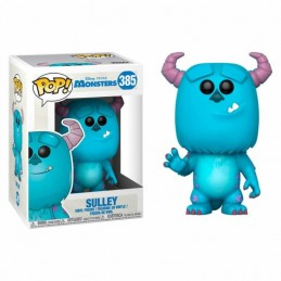Funko POP SULLEY 385 Monstruos, S.A. Disney