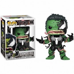 Funko POP HULK VENOMIZED 366  Marvel Venom
