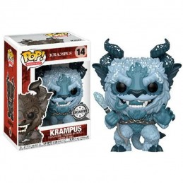 Funko POP KRAMPUS 14 Frozen Krampus EXCLUSIVE