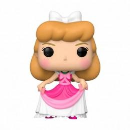 Funko POP Disney CENICIENTA con Vestido Rosa
