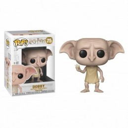 Funko POP 75 DOBBY Chasqueando los Dedos Harry Potter
