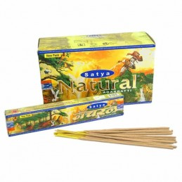 Incienso SATYA NATURAL 15 g
