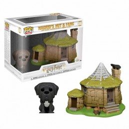 Funko POP FANG Y CABAÑA DE HAGRID 08 Harry Potter