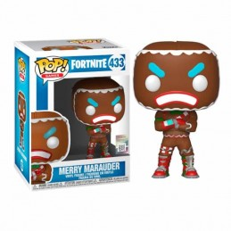 Funko POP MERRY MARAUDER 433 Fortnite