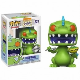 Funko POP REPTAR Con Cereales Rugrats 227 Exclusive