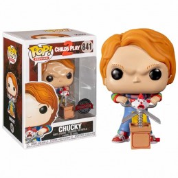 Funko POP CHUCKY Con Buddy...
