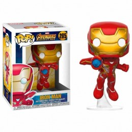 Funko POP IRON MAN 285 Los Vengadores INFINITY WAR Marvel