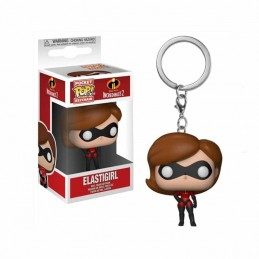 Llavero Pocket POP Keychain ELASTIGIRL Los Increibles 2 Disney