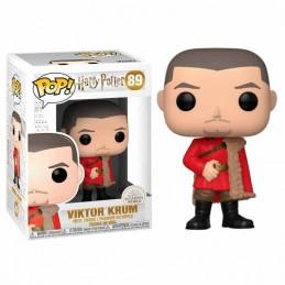 Funko POP VIKTOR KRUM YULE...
