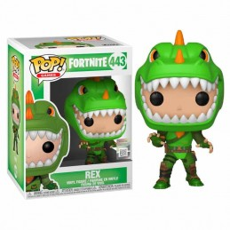 Funko POP REX 443 Fortnite