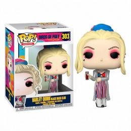 Funko POP HARLEY QUINN BLACK MASK CLUB 303 Birds of Prey