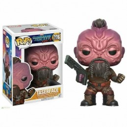 Funko POP TASERFACE 206 Guardianes de la Galaxia 2 Marvel