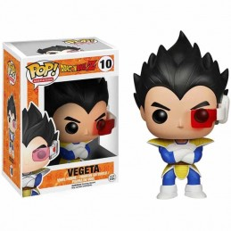 Figura FUNKO POP 10 VEGETA Dragon Ball Z