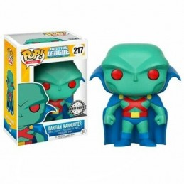 Funko POP MARTIAN MANHUNTER...