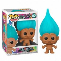 Funko POP TEAL TROLL 02 Trolls
