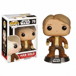 Funko POP HAN SOLO 79 Star...