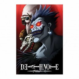 Poster Death Note Shinigami...