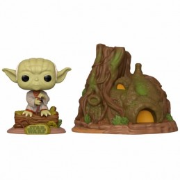 Funko POP YODA´S HUT Star...