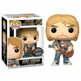 Funko POP KURT COBAIN 67...
