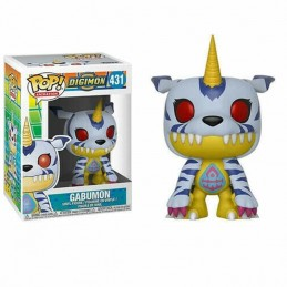 Funko POP DIGIMON 431 GABUMON