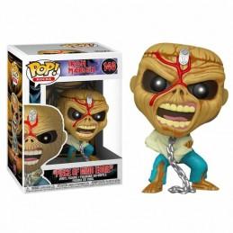Funko POP Iron Maiden 146 Piece Of Mind Skeleton Eddie