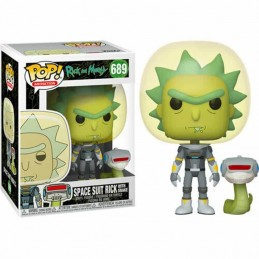 Funko POP Rick & Morty...