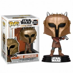 Funko POP THE ARMORER Star...