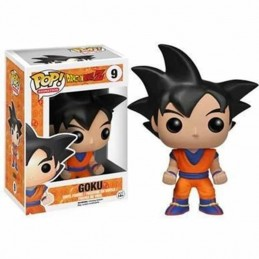 Funko POP GOKU BLACK HAIR 9 Dragon Ball Z Exclusive