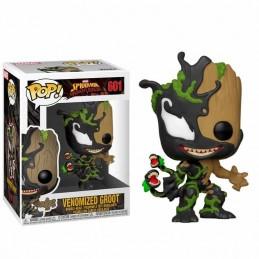 Funko POP Marvel SPIDERMAN MAXIMUM VENOM 601 VENOMIZED GROOT