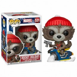 Funko POP ROCKET HOLIDAY...
