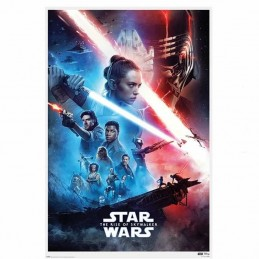 Poster Star Wars The Rise...