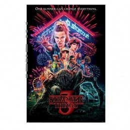 Poster Stranger Things...