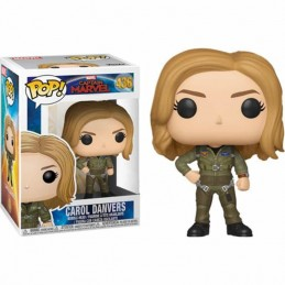 Figura FUNKO POP 436 CAROL DANVERS FLIGHT SUIT Capitana...