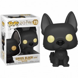Funko POP SIRIUS BLACK AS DOG 73 Harry Potter