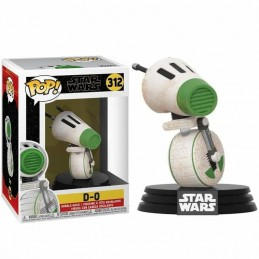 Funko POP D-O Star Wars 312...