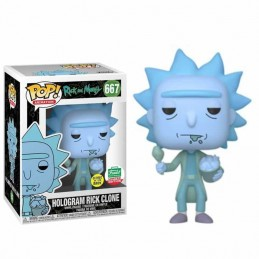 Funko POP Rick & Morty 667...