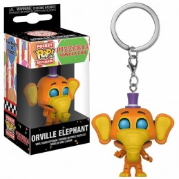 Llavero Pocket FUNKO POP ORVILLE ELEPHANT Five Nights at...