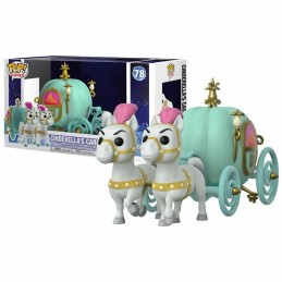 Funko POP Disney CARROZA...