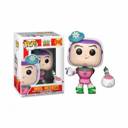 Funko POP MRS. NESBITT 518 Toy Story Disney PIXAR