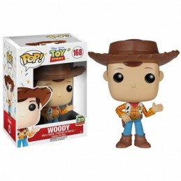 Funko POP WOODY 168 Toy Story Disney PIXAR 20...