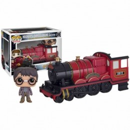 Figura FUNKO POP 20 HOGWARTS EXPRESS ENGINE con HARRY POTTER