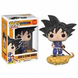 Figura FUNKO POP 109 GOKU & FLYING NIMBUS Dragon Ball Z