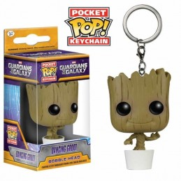 Llavero Pocket FUNKO POP DANCING BABY GROOT Guardianes de...