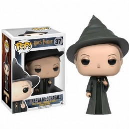 Figura FUNKO POP 37 MINERVA McGONAGALL Harry Potter