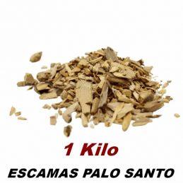 Escamas de Palo Santo 1kg