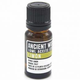 Aceite Esencial Limón 10 ml.