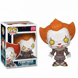 Funko POP PENNYWISE BRAZOS...