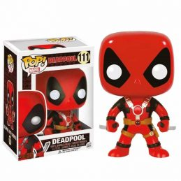 Funko POP DEADPOOL TWO...